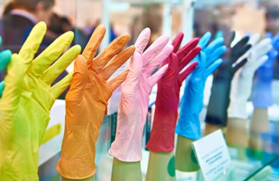 Dental Shade Photography Basics: Colorful Gloves
