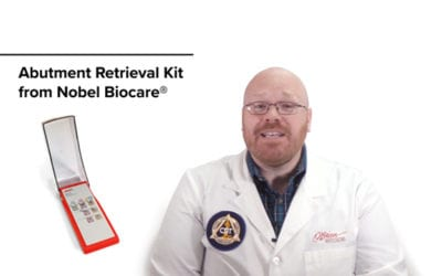 Nobel Abutment Retrieval Kit