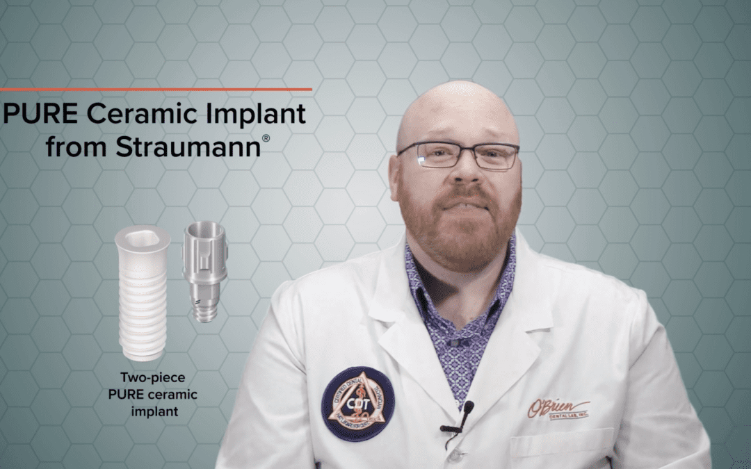Straumann® PURE Ceramic Implant System