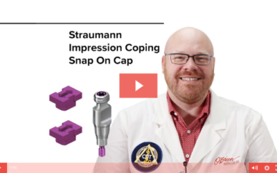Straumann Impression Coping Caps – Are they necessary?