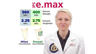 The Two IPS e.max® Restoration Production Methods